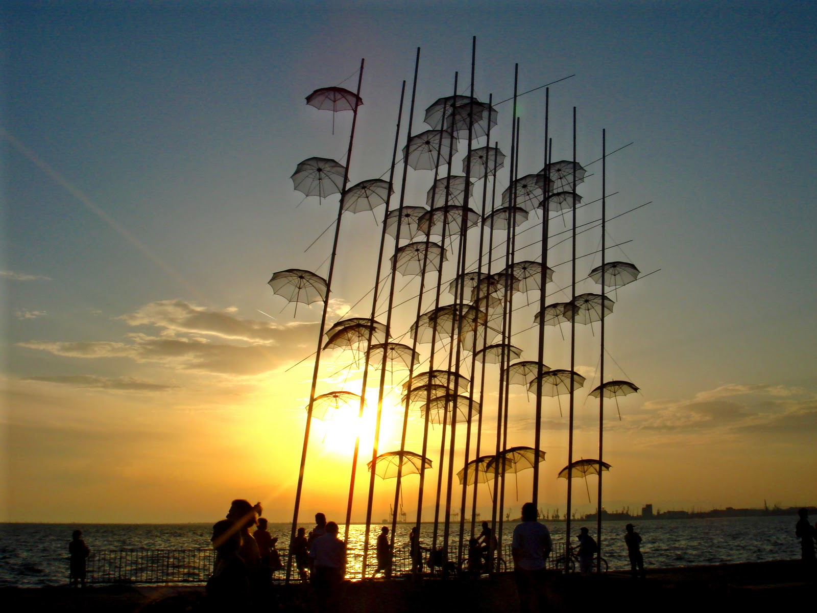 Thessaloniki Sunset